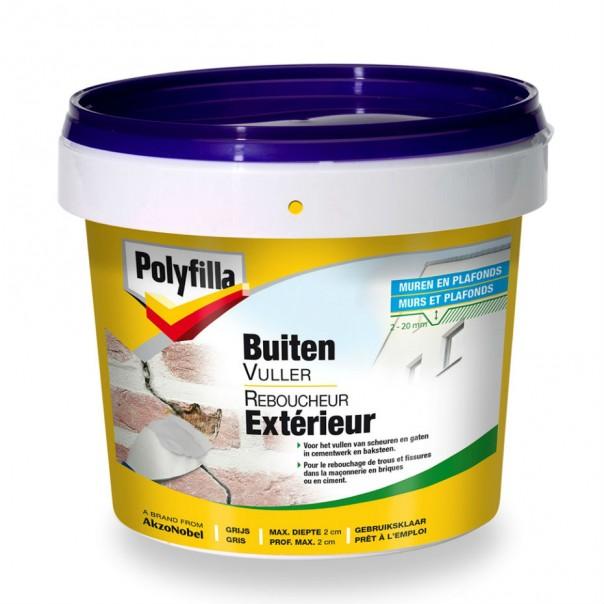 pour le rebouchage de trous et de fissures dans la maonnerie en briques ou en ciment idal pour rparer des dgts autour des chambranles des